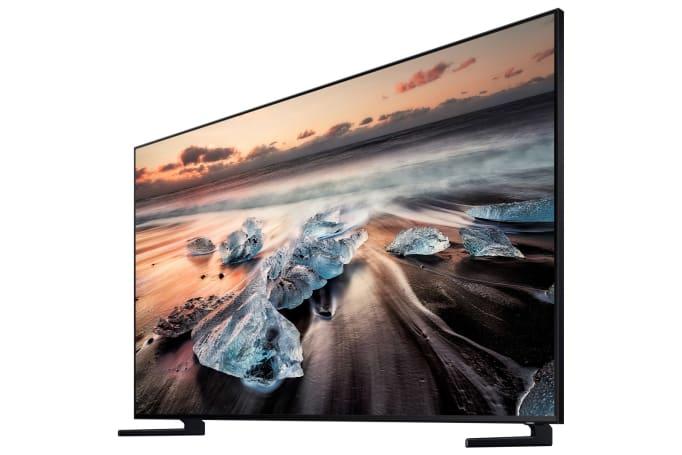 三星端出你真正能买到的 8K QLED 电视