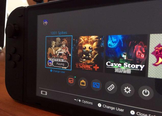 這一張 Nintendo Switch 的相片裡藏著三個亮點