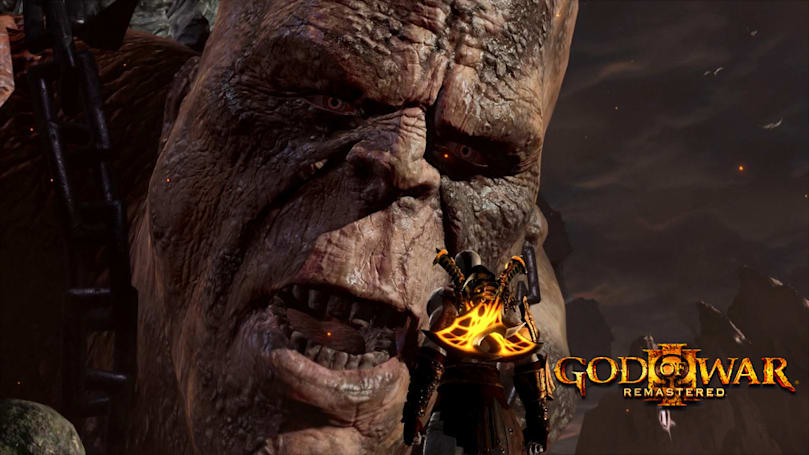 'God of War III' is the latest big game to get a PS4 makeover