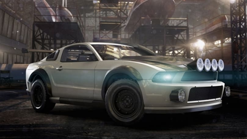 The Crew's five swappable classes, er, specs
