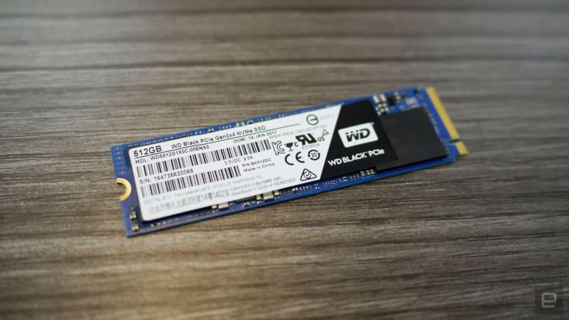 WD 在台推出 Black 系列 PCIe SSD 產品