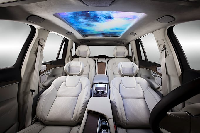 Harman is designing smart interiors for tomorrow's autonomous cars