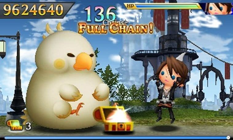 Theatrhythm Final Fantasy: Curtain Call review: Take a bow