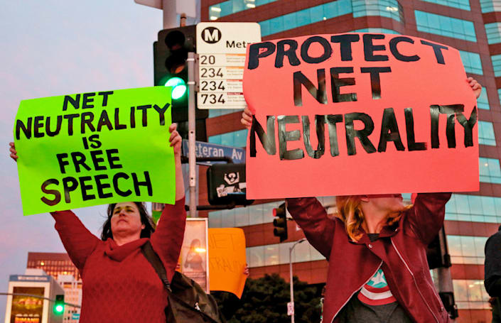 Washington is the first state to pass its own net neutrality law