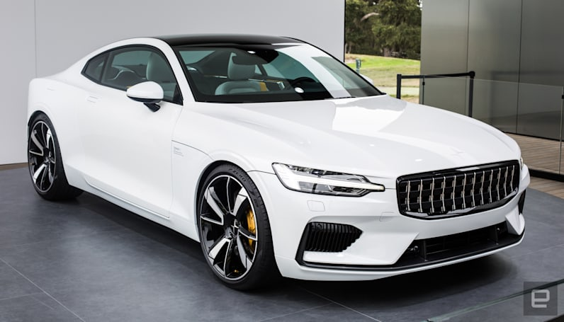 Polestar wants to change almost everything about how you own a car