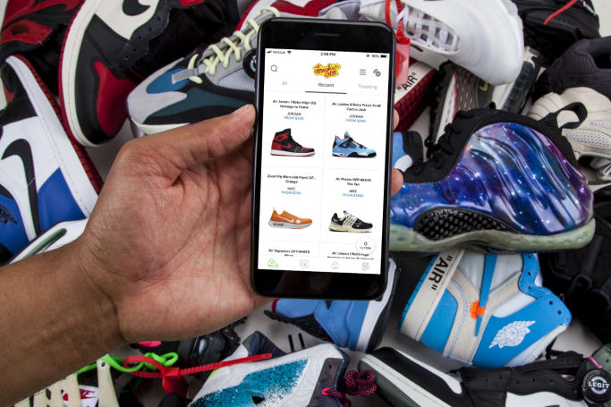 Sneaker Con bets NFC will keep fakes off its new shoe-selling app
