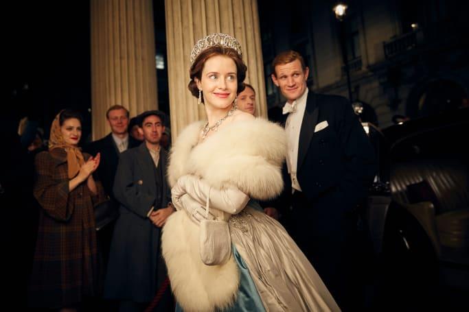 Netflix and Amazon leave the BAFTA TV awards empty-handed