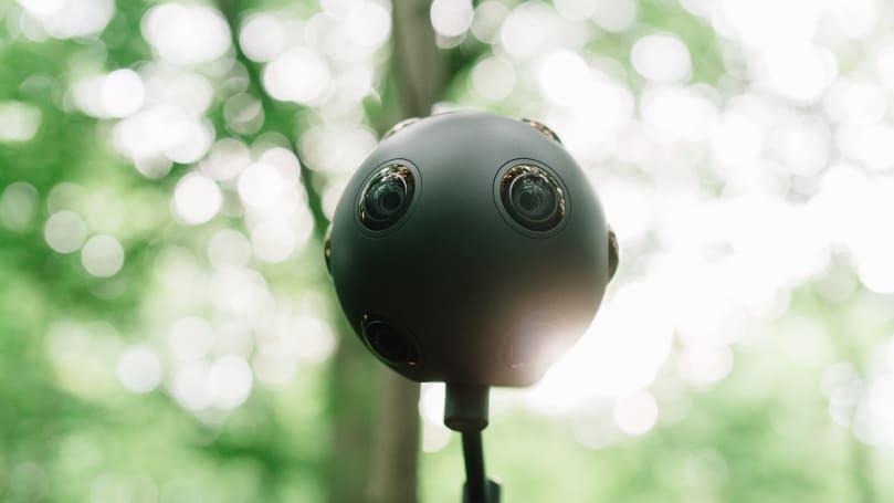 Nokia halts development of its $45,000 VR camera