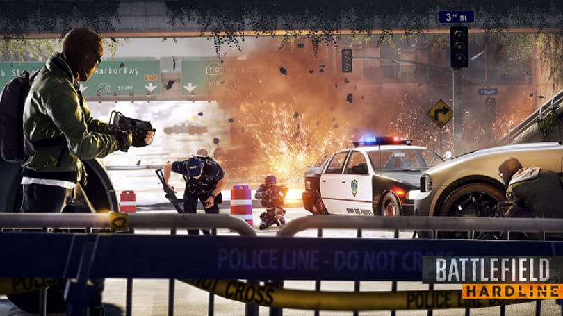 EA Access offers first look at Battlefield Hardline