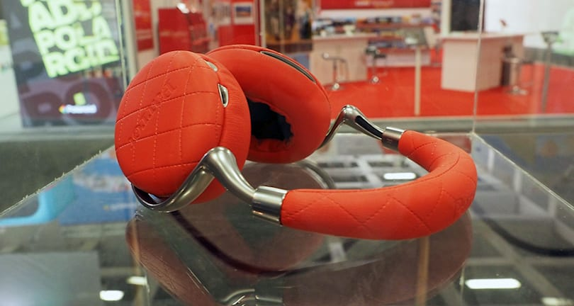Parrot's Zik 3 headphones have 'wireless everything'