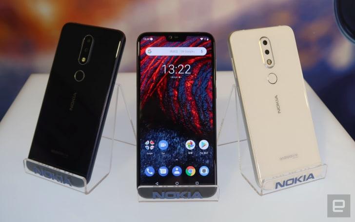 主打年輕族群,中階新主力 Nokia 6.1 Plus 即將在台上市