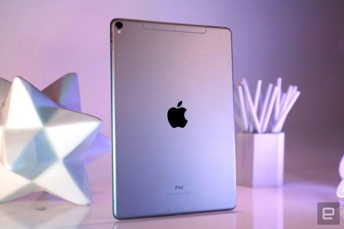 iOS 12.1 beta hints at a new iPad this year