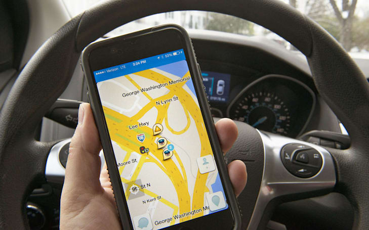 Waze's traffic data could help emergency services save lives