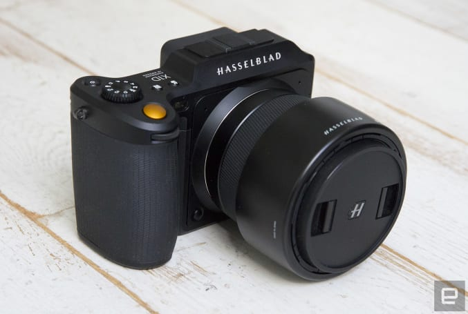A week with Hasselblad's agile medium-format mirrorless camera