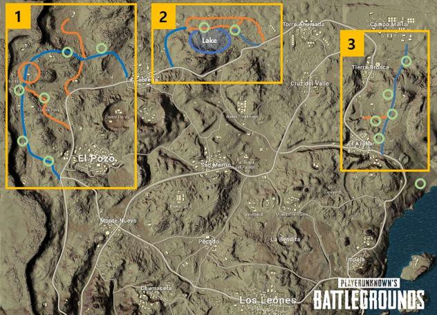PUBG tweaks 'zone of death' pacing in major new update