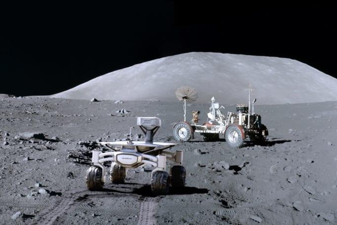 诺基亚和 Vodafone 要把 4G 带到月球