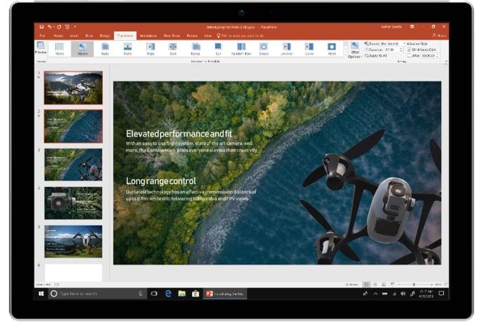 微软为 Mac 和 Windows 平台推出 Office 2019