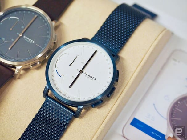 Smartwatches are relying on fashion brands to survive