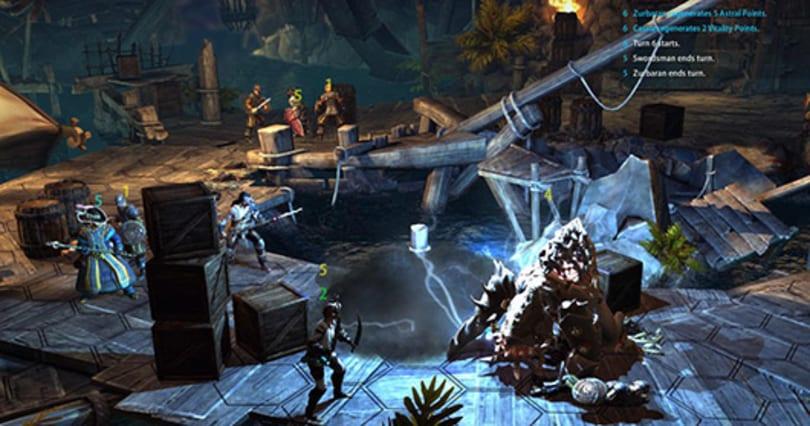 German fantasy epic Blackguards spawns sequel in January