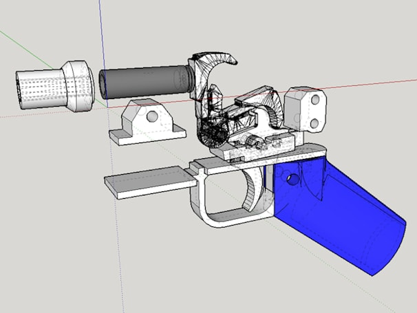 There's now a steel-reinforced bullet for 3D-printed guns