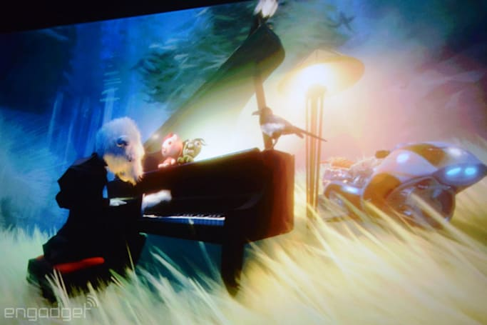 Sony invites PS4 gamers to invade each other's 'Dreams'