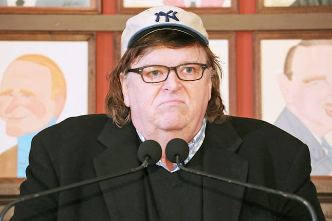 Guess what Michael Moore's 'Trumpileaks' site is about
