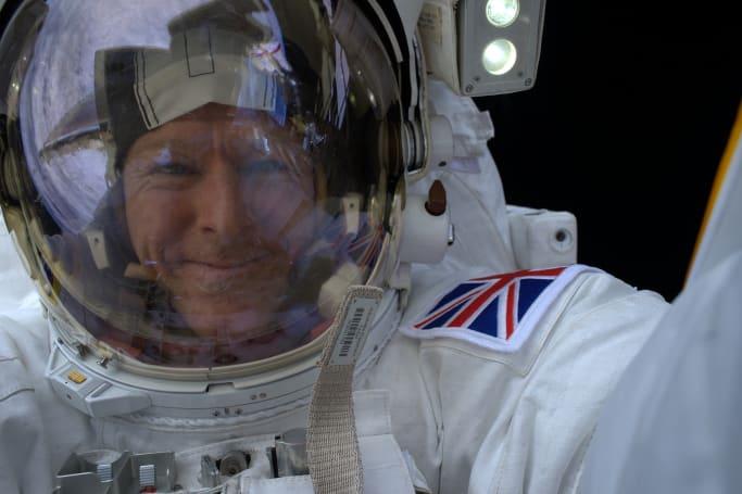 British astronaut Tim Peake will return to the ISS