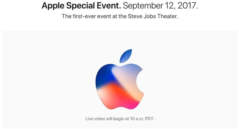 蘋果 2017 秋季發表會重點總整理