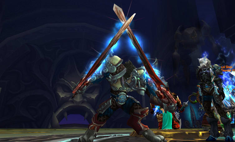 Warlords of Draenor: Dodge, Parry, Hit and Expertise and their loss