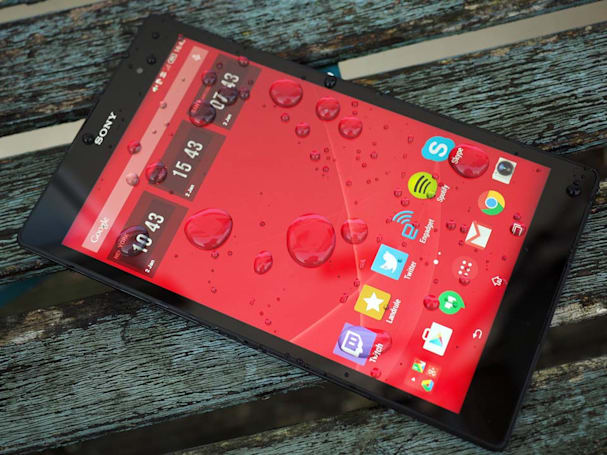 Sony Xperia Z3 Tablet Compact review: light in the hand, heavy on the wallet