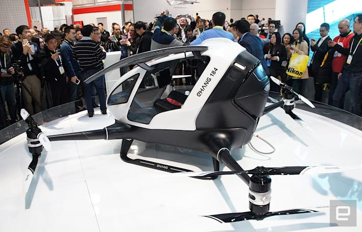 Biotech firm wants to deliver organs using a passenger drone