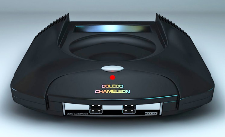 Coleco Chameleon will resurrect your favorite Atari 2600 games (update)