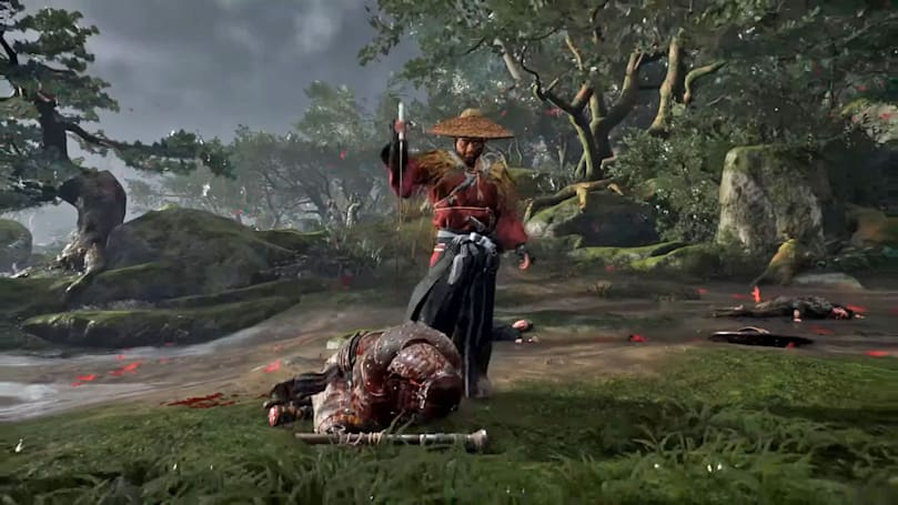 'Ghost of Tsushima' shows off gorgeous, brutal combat