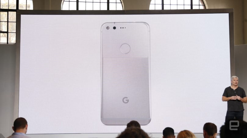 With the Pixel line, Google finally takes control of its phones