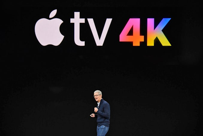 Apple's big push into original TV could start next March