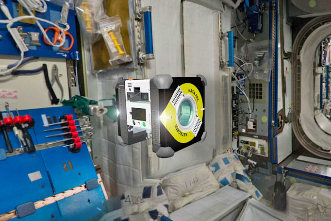 NASA picks early winners for its ISS robot arm challenge