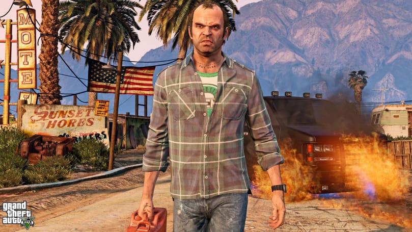 Three years later, 'Grand Theft Auto V' hits 75 million shipped