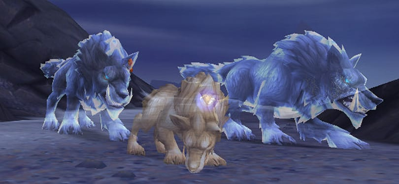 Warlords of Draenor Alpha: Feral Spirit and Ghost Wolf changes