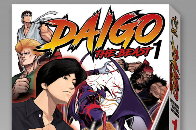 Pro 'Street Fighter' player immortalized in manga biography