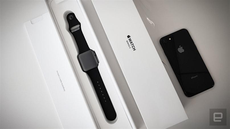Apple Watch Series 3 与 watchOS 4 生活体验