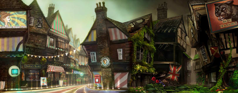 JXE Streams: An early, eerie look at 'We Happy Few'