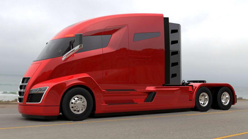 Nikola Motor Company wants to be the Tesla of trucking