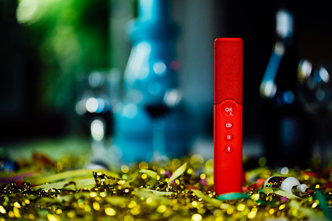 Electric Jukebox has a new music streaming karaoke machine