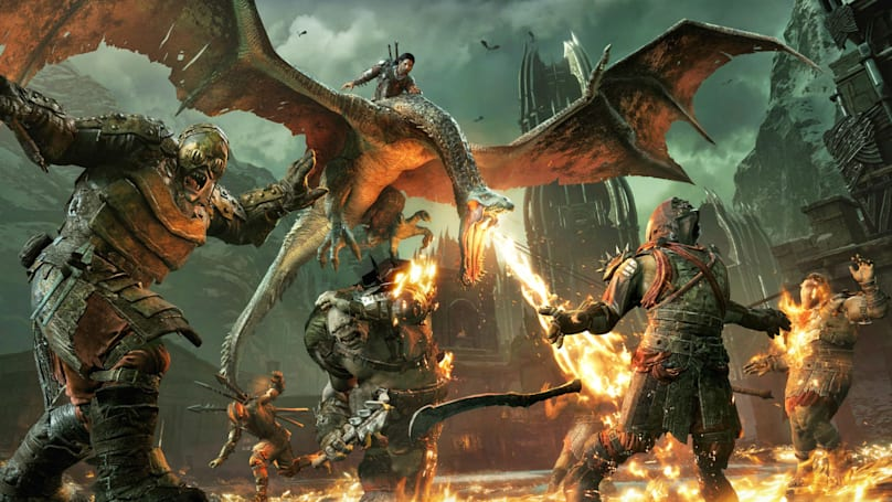 The Nemesis System is huge in 'Middle-earth: Shadow of War'