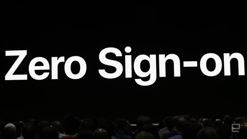 Apple TV's zero sign-on ends frustrating pay-TV logins