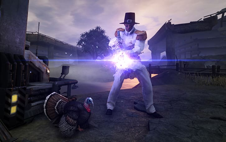 Defiance gets new Aftermath content, Thanksgiving event