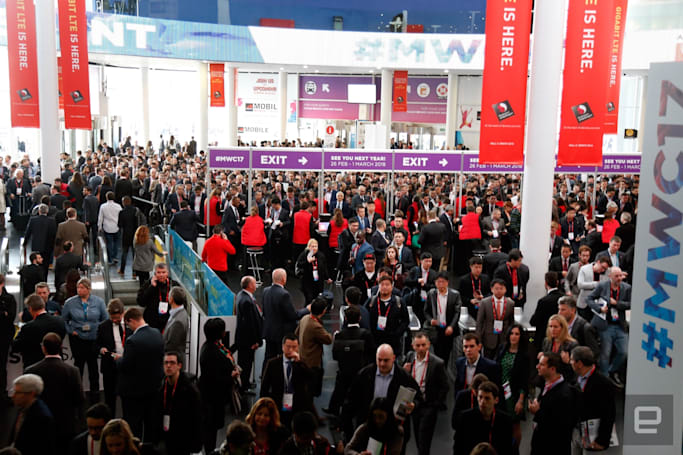 AI continued its world domination at Mobile World Congress