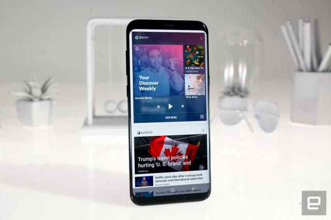 三星重新推送 Galaxy S8 的 Android Oreo 更新