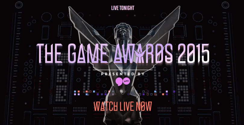 Watch The Game Awards with us tonight