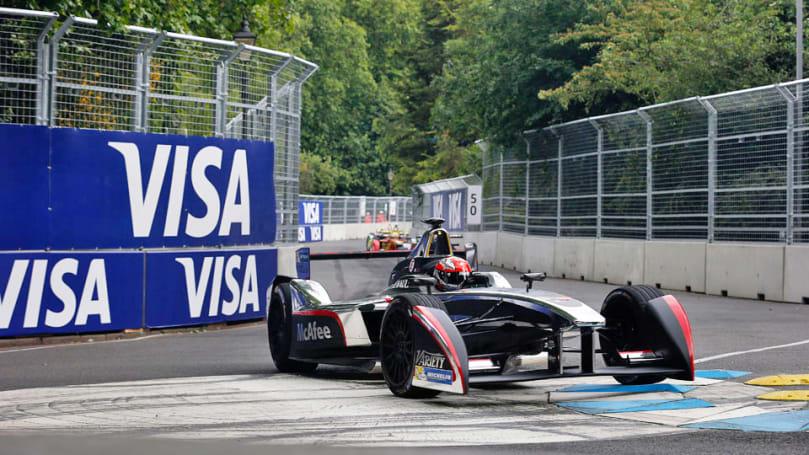E.Dams-Renault wins Formula E's first team title